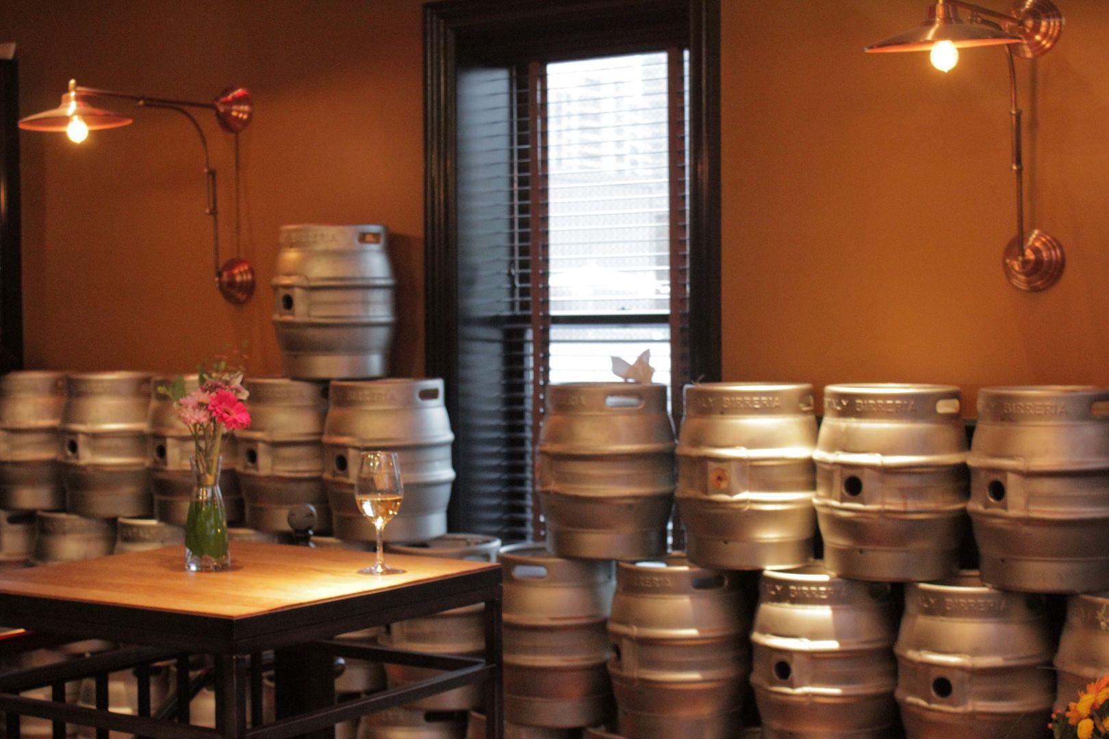 Birreria: Eataly Introduces New York\'s Newest Beer Garden   LocalBozo