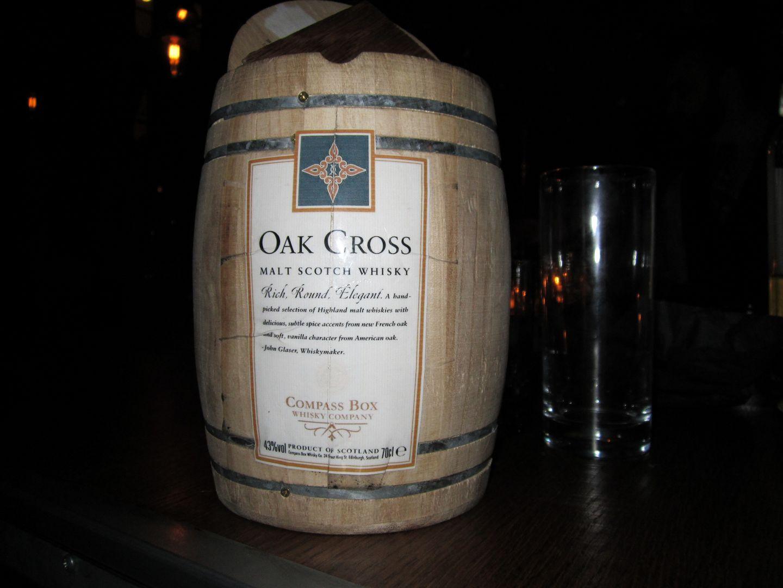 Compass Box Whisky Company Tasting at Highlands Bar | LocalBozo