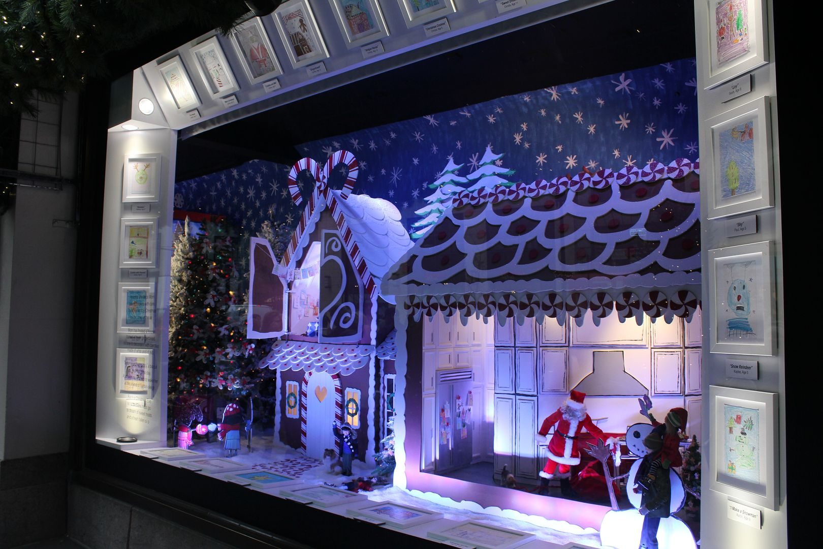 Lord & Taylor Holiday Windows 2011: The