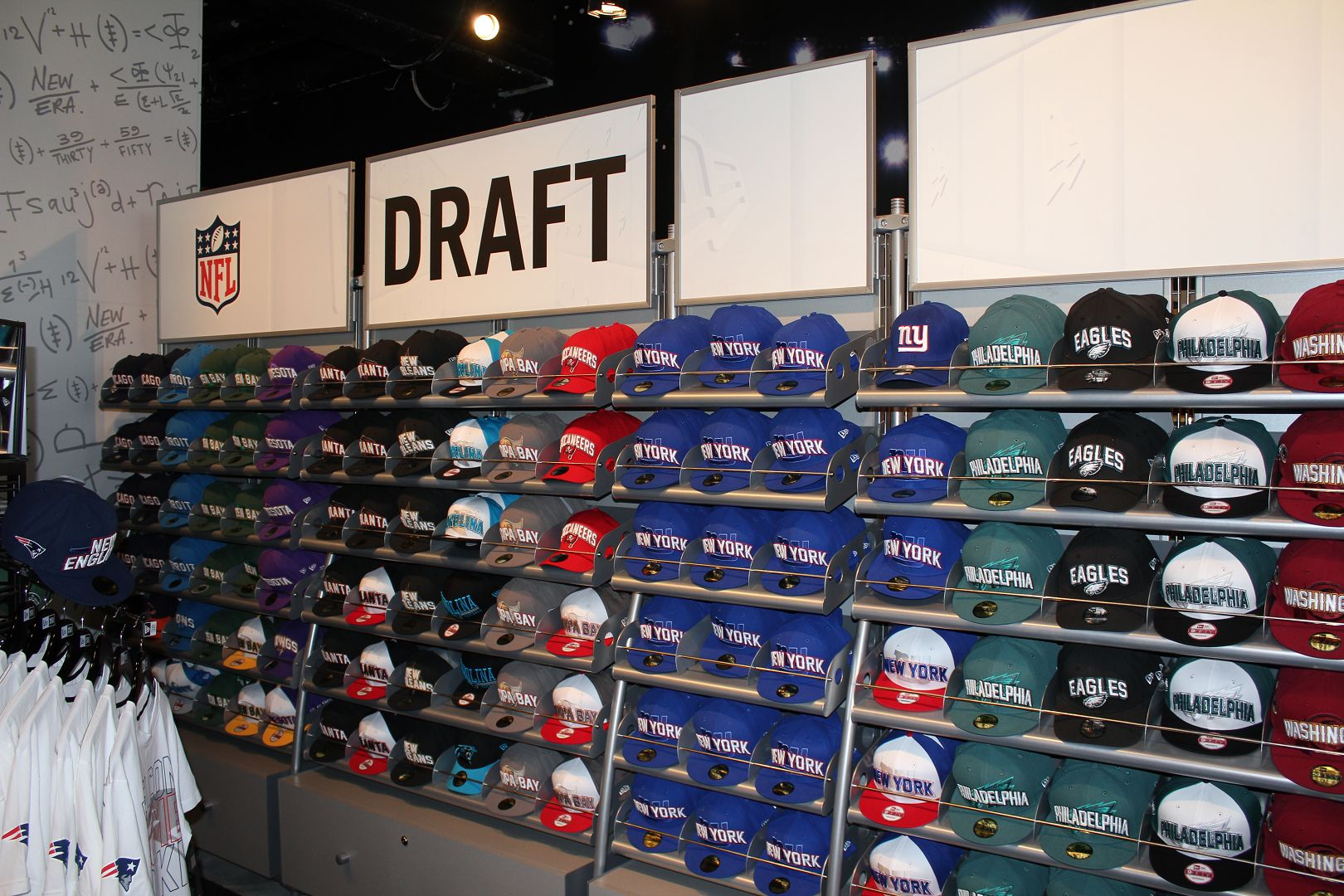 Nfl clothing stores