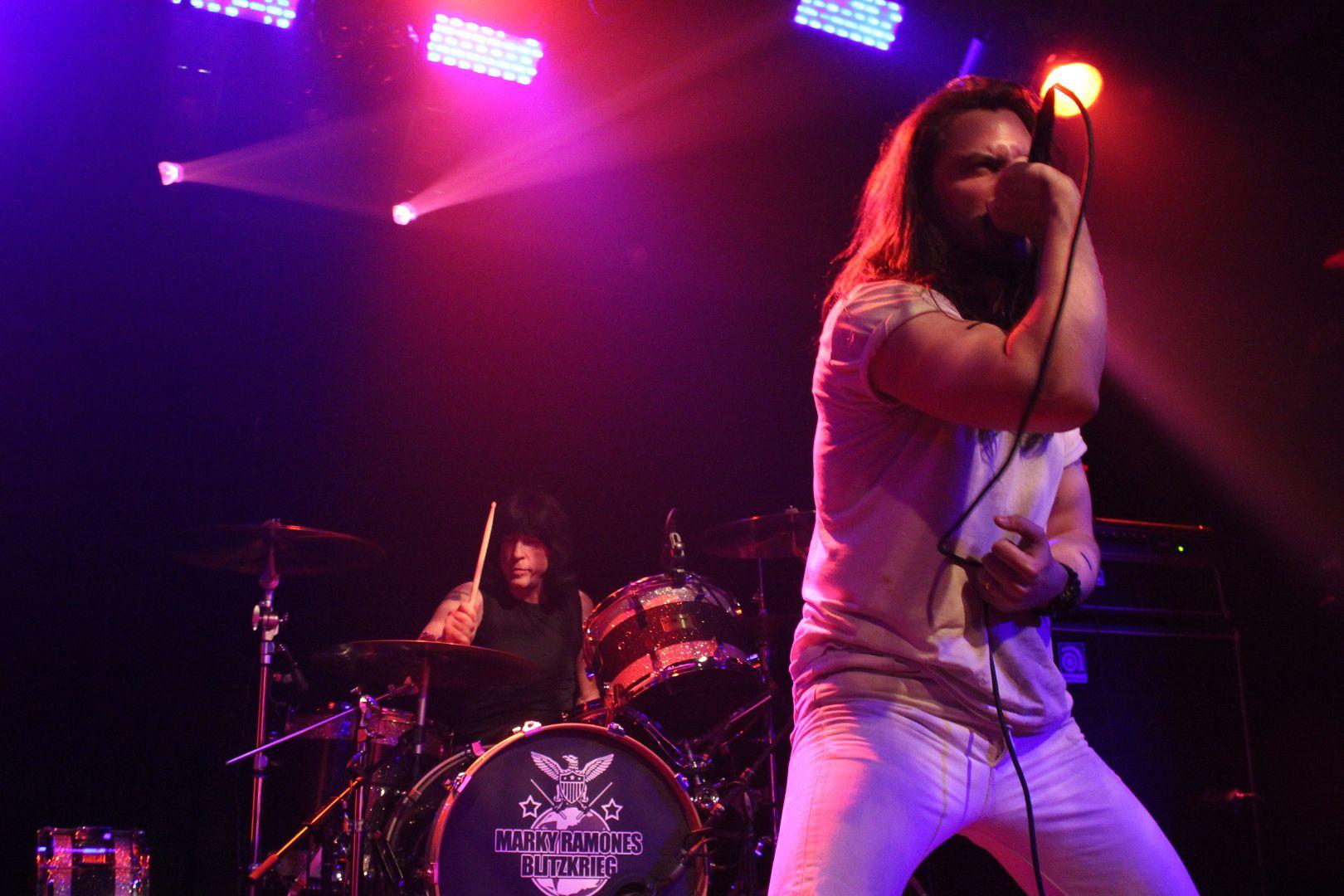 marky ramone vocalist tour 2017