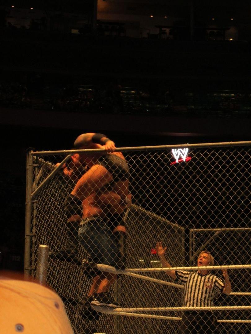 The WWE (and a Blizzard) Invade Madison Square Garden   LocalBozo