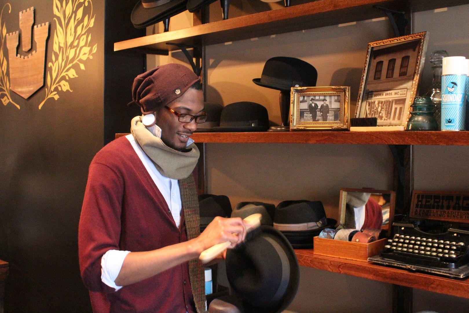 b3212f20c1f70 Goorin Bros. Bold Hatmakers  Now Open In Brooklyn