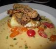 Roasted Chilean Sea Bass, $34