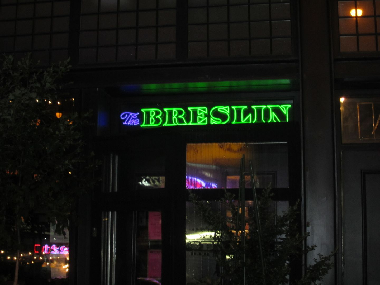 The Breslin Bar Dining Room A LocalBozo Restaurant Review