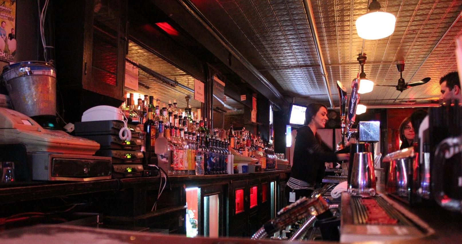 Spirits in the Sixth Borough: Whiskey Bar   LocalBozo