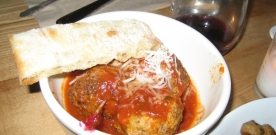 A LocalBozo.com Restaurant Review: The Meatball Shop