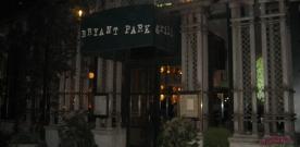 A LocalBozo.com Restaurant Review: Bryant Park Grill