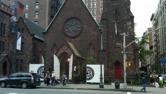 It's a Church.  It's a Club.  It's…a Collection of Boutiques??