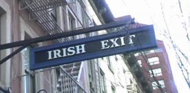 A LocalBozo.com Closer Look: The Irish Exit
