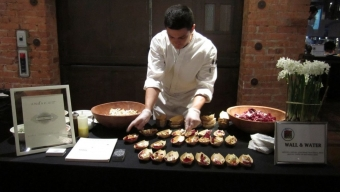 Metromix.com, Foodies Win with Hot Plates Live