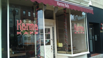 Spirits in the Sixth Borough: Karma Kafe