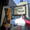 A Perfect Weekend Pair: Artists & Fleas and That Burger Tent