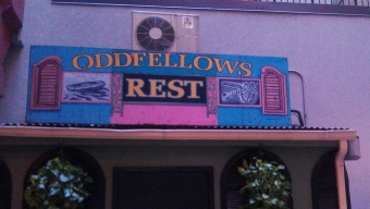 Spirits in the Sixth Borough: Oddfellows
