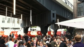 The Lot On Tap Under The High Line