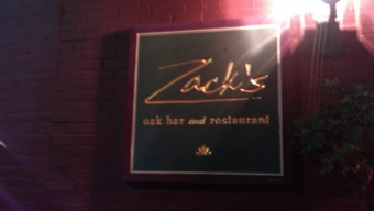 Spirits in the Sixth Borough: Zack's Oak Bar and Restaurant