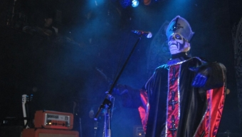 Ghost at Bowery Ballroom: A LocalBozo.com Concert Review