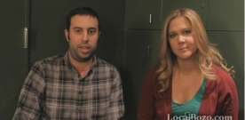 Comedian Amy Schumer Sits Down at Carolines with LocalBozo.com