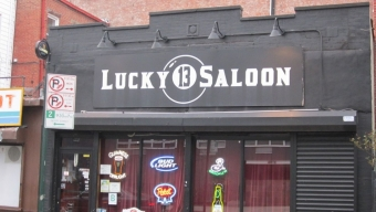 East Coast vs. West Coast Heavy Metal Brew Tour Part II at Lucky 13