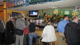 Spirits in the Sixth Borough: Railhead Bar