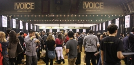 """The 2012 Village Voice """"Choice Eats"""" Storms the Armory"""