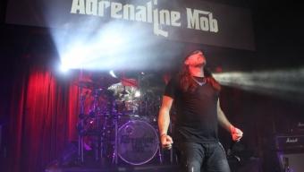 Adrenaline Mob Album Release Party at The Hiro Ballroom: A LocalBozo.com Concert Review