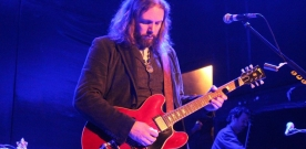 Rich Robinson at the Bowery Ballroom: A LocalBozo.com Concert Review