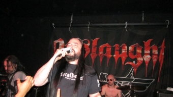 Onslaught at Saint Vitus Bar: A LocalBozo.com Concert Review