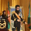 """Sacha Baron Cohen's """"The Dictator"""" Takes NYC Press Conference By Force"""