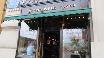 Green Rock Bar: Spirits in the Sixth Borough