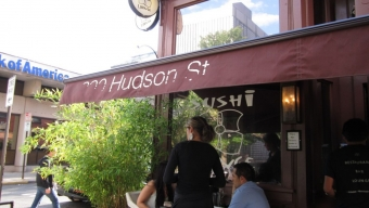 Sushi Lounge: Spirits in the Sixth Borough