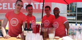 Cooking Channel's Summer Eats Birthday Celebration at Smorgasburg