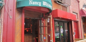 Nancy Whiskey Pub- Tribeca: Drink Here Now