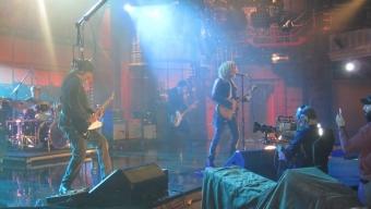 Live on Letterman- Soundgarden: A LocalBozo.com Concert Review
