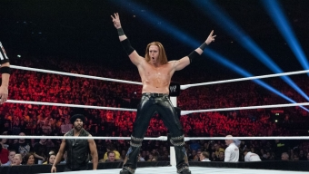 WWE Superstar Heath Slater Talks Upcoming NYC Shows, 'One Man Band' with LocalBozo.com