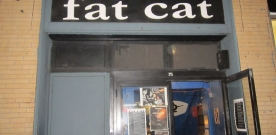 Fat Cat-West Village: Drink Here Now