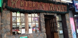 Whiskey River- Murray Hill: Drink Here Now