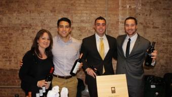 New York Fine Wine Alliance Tasting for Sandy Relief at 82 Mercer
