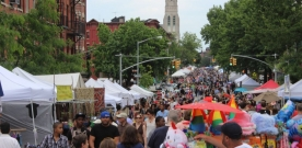 "Park Slope's ""Seventh Heaven"" Street Fair Rings In Brooklyn's Summer"