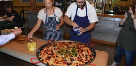 "Brooklyn Brewery Hosts Edible Brooklyn's ""Pass the Paella"""