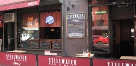 Stillwater Bar & Grill- East Village: Drink Here Now