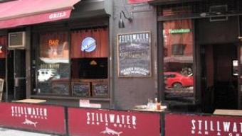Stillwater Bar & Grill- East Village: Drink Here Now