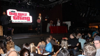 BZZZZ: The Big Quiz Thing Premieres at Highline Ballroom
