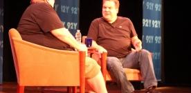 Jeff Garlin Talks New Season of Curb, Losing Virginity, Recent Arrest at 92Y with Michael Moore