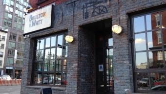 Boulton & Watt- East Village: Drink Here Now