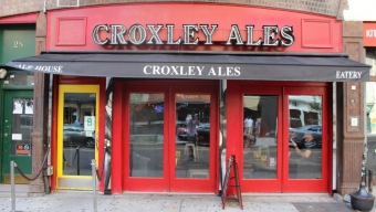 Croxley Ales- East Village: Drink Here Now