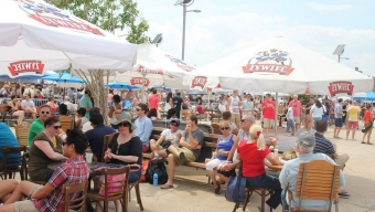 The New York State Food and Beer Expo Splashes the Williamsburg Waterfront