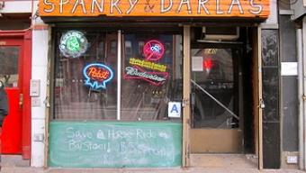 Spanky & Darla's -East Village: Drink Here Now