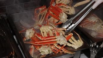 Park Slope's Crab Spot Hosts 'Snow Crab Festival'