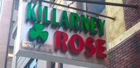 Killarney Rose- Financial District: Drink Here Now